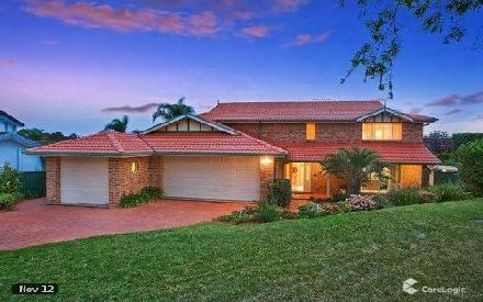Property photo of 18 Lygon Place Castle Hill NSW 2154