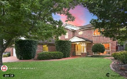 Property photo of 3 Mahogany Court Castle Hill NSW 2154