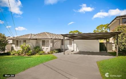 Property photo of 25 Twain Street Winston Hills NSW 2153