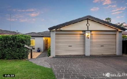 Property photo of 24 Vinegar Hill Road Kellyville Ridge NSW 2155