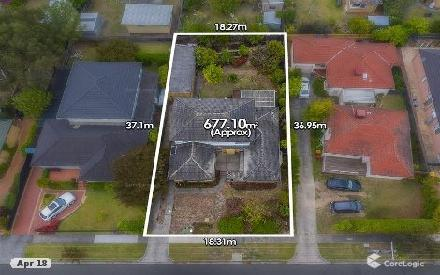 12 Kincumber Drive Glen Waverley VIC 3150 Sold Prices and Statistics
