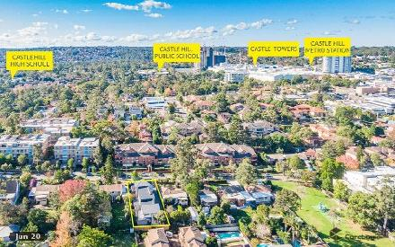 Property photo of 32 Sherwin Avenue Castle Hill NSW 2154