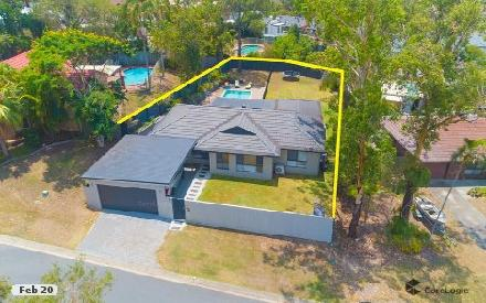 Property photo of 11 Queenscliff Crescent Robina QLD 4226