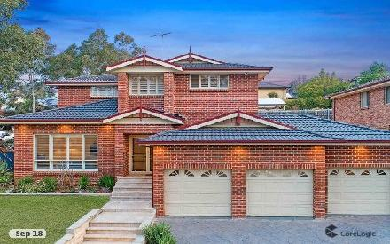 9834233b42e25 2 Hyatt Close Rouse Hill NSW 2155 Sold Prices and Statistics