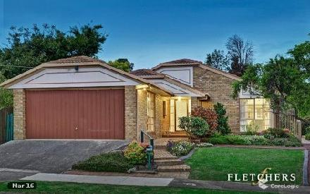 29 Roselyn Crescent Boronia Vic 3155 Sold Prices And Statistics