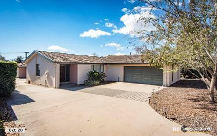 Property photo of 48A Kalgoorlie Crescent Fisher ACT 2611