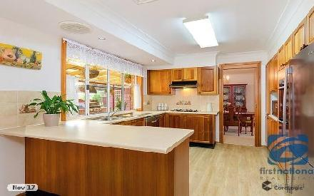 Property photo of 11 Mapiti Place Acacia Gardens NSW 2763