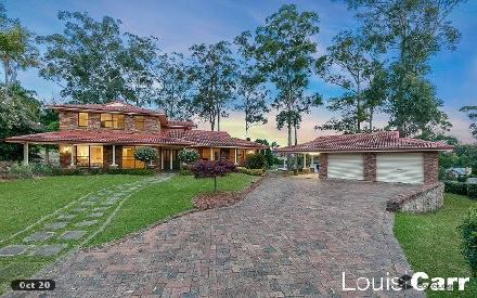 Property photo of 8 Bayberry Way Castle Hill NSW 2154