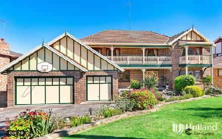 Property photo of 60 First Farm Drive Castle Hill NSW 2154
