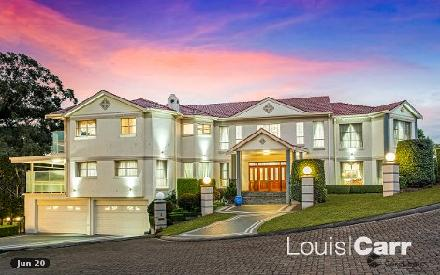 Property photo of 1 Bradley Court West Pennant Hills NSW 2125