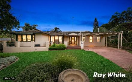 Property photo of 74 Peel Road Baulkham Hills NSW 2153