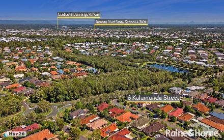 Property photo of 6 Kalamunda Street North Lakes QLD 4509