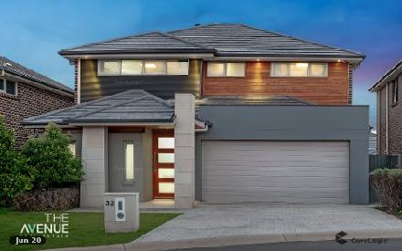 Property photo of 32 Bel Air Drive Kellyville NSW 2155