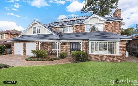 Property photo of 3 Regent Place Castle Hill NSW 2154