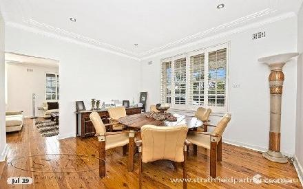 Property photo of 100 Redmyre Road Strathfield NSW 2135