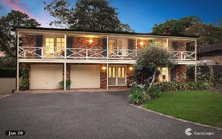Property photo of 56 Rothwell Road Warrawee NSW 2074