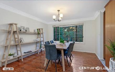 Property photo of 21 Bellwood Place Castle Hill NSW 2154