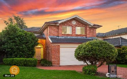 Property photo of 18 Millcroft Way Beaumont Hills NSW 2155