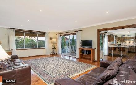 Property photo of 14 Bellamy Farm Road West Pennant Hills NSW 2125