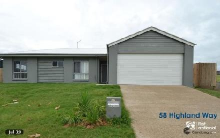 Property photo of 58 Highland Way Biloela QLD 4715